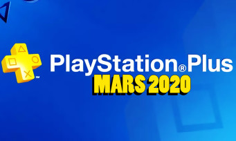 PlayStation Plus : les jeux du mois de mars dévoilés et il y un chef d'œuvre culte