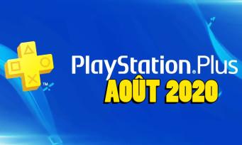 PlayStation Plus : voici les jeux du mois d'août, un gros classique du FPS offert