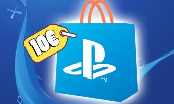 PS4 : pour fêter les dix ans du PS Plus, Sony offre 10€ à des abonnés au hasard