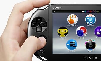 PS Vita : voici les nouveautés apportés par le firmware 3.65