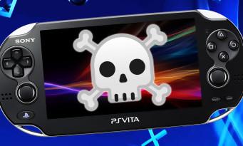 PS Vita : c'est officiel, la production de la console va s'éteindre très bientôt