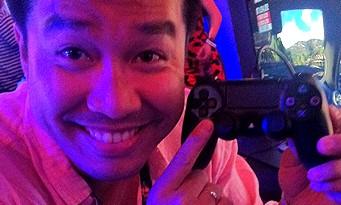 E3 2013 : tour du stand Sony et présentation en vidéo de la PS4 et de sa manette !