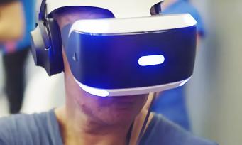 PS4 : quand la légende Ruud Gullit joue à Headmaster sur PlayStation VR