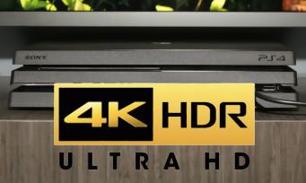 PS4 Pro : 4K native VS 4K upscale, les différences expliquées point par point