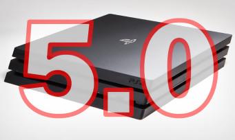 PS4 : la mise à jour 5.0 est disponible, voilà tout ce qu'il faut savoir