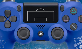PS4 : une manette aux couleurs du PlayStation FC pour un résultat raté