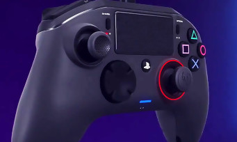 Nacon Revolution Pro Controller 2 : la manette des pros sur PS4 s'offre un nouveau trailer pour la gamescom 2017