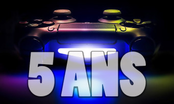 PS4 : pour fêter les 5 ans de la console, Sony fait les comptes avec un trailer aux chiffres vertigineux
