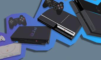 PS4 : une vidéo rétrospective pour fêter les 500 millions de PlayStation dans le monde