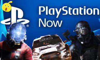 PlayStation Now : une dizaine de nouveaux jeux arrive, des gros classiques dans le tas