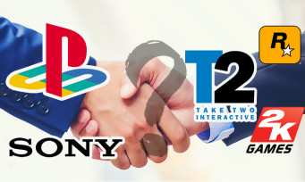 Sony sur le point de racheter Take 2 (Rockstar, 2K) ? La folle rumeur qui agite la bourse !
