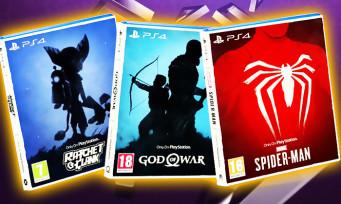 Only PlayStation : une gamme de jeux avec des jaquettes ultra stylées, les images