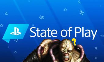 PS4 : le prochain State of Play annoncé, Resident Evil 3 au programme ?