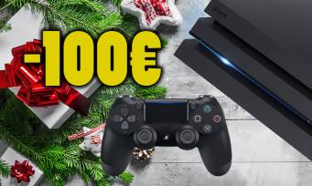 PS4 : Sony propose le max de promotions pour les fêtes de Noël, jusqu'à 100€ de remise