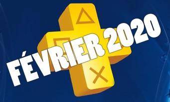PlayStation Plus : voici les jeux gratuits du mois de février, il y a de la réalité virtuelle