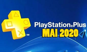 PlayStation Plus : les jeux du mois de mai dévoilés, on ne s'attendait pas vraiment à ça