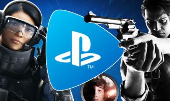 PlayStation Now : les jeux du mois de mai confirmés, un bon cru