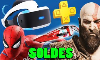 Days of Play : jeux PS4, PS Plus, PS VR, Sony dévoile d'énormes promotions à retrouver ici