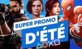 PS4 : c'est l'heure des soldes d'été, des dizaines de jeux en promo jusqu'à -60% !