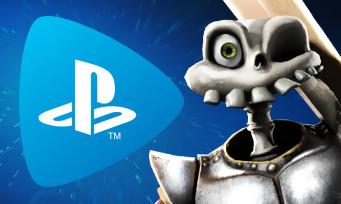 PlayStation Now : voici les nouveaux jeux d'octobre, Days Gone et MediEvil dans le tas
