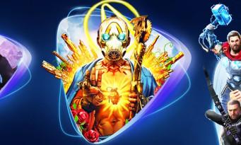 PS Now : voici les nouveaux jeux d'avril, Marvel's Avengers et Borderlands 3 débarquent
