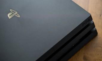 PS4 Pro : un mode Boost arrive avec la mise à jour