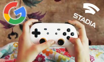Google Stadia : le vrai Netflix du jeu vidéo, c'est lui ! On vous explique la philosophie !