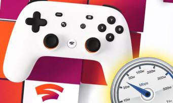 Google Stadia : on sait enfin quelle vitesse de connexion internet sera nécessaire pour jouer