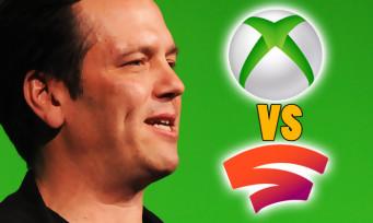 """Google Stadia : Phil Spencer (patron de Xbox) réagit et assure pouvoir """"rivaliser"""""""