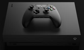 E3 2017 : la Xbox One X s'affiche sous toutes ses coutures et dévoile un prix agressif