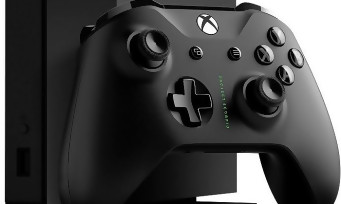 """Xbox One X : l'édition limitée """"Project Scorpio"""" a fuité, voici les images"""