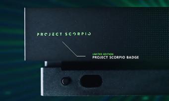 Xbox One X : la console Project Scorpio est une réalité, voici le trailer officiel de la gamescom 2017