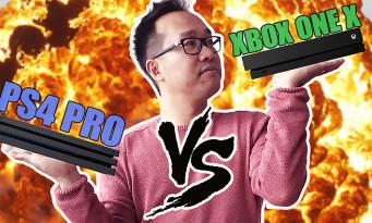 Xbox One X : on a joué à la prochaine console de Microsoft, va-t-elle écraser la PS4 Pro ?