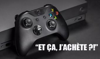 """Xbox One X : du """"True 4K gaming"""" pour 500€, j'achète ou pas ? Notre verdict"""