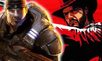 Xbox One X : Red Dead Redemption et Gears of War 2 en 4K, les vidéos comparatives