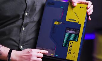 Cyberpunk 2077 : une nouvelle vidéo qui revient en détail sur la conception de la Xbox One X collector