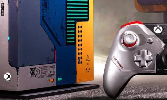 Cyberpunk 2077 : des nouvelles photos de la Xbox One X collector, elle claque toujours
