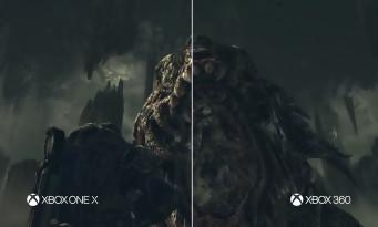 Xbox One X Voici Ce Qui Est Cache Sur La Carte Mere De La Console
