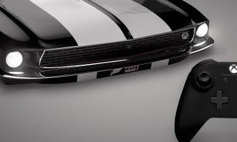 Xbox One S : voici la console Ford Mustang GT 350 de 1966 avec manette en cuir !