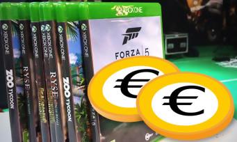 Microsoft explique pourquoi les jeux dématérialisés coûtent plus cher que les jeux en boîte