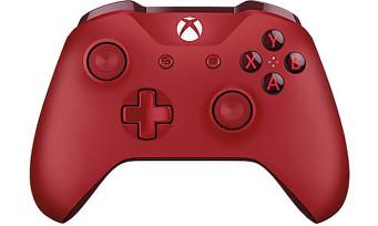 Xbox One : bientôt un nouveau coloris pour la manette de la console