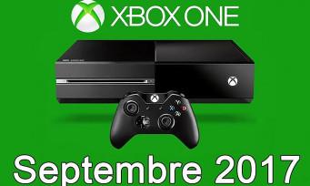 Xbox One / Xbox 360 : du lourd dans les jeux gratuits de Septembre 2017