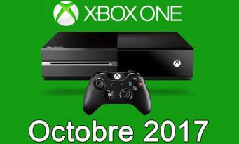 Games with Gold : voici les jeux gratuits d'octobre pour la Xbox One et la Xbox 360