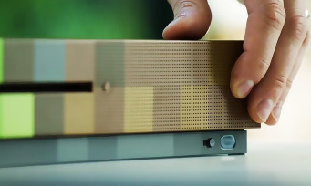 Xbox One S : Microsoft fait l'unboxing de la console collector Minecraft