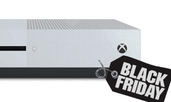 Black Friday : la Xbox One S (+ un jeu) passe à 179€, soit 100€ d'économie !