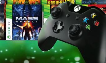 Xbox One : Microsoft annonce que la rétrocompatibilité en 2017, c'est terminé