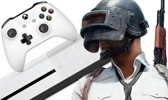 Xbox One S : un pack PUBG 1 To avec 4 jeux, une manette, et un abonnement Xbox Live