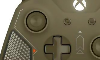 """Xbox One : la nouvelle manette """"Combat Tech"""" façon militaire est dispo en précommande"""