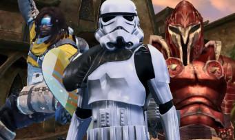 Xbox One X : Star Wars Battlefront 2 et 18 autres jeux deviennent rétrocompatibles