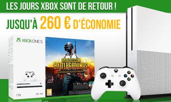 Xbox One : de nouvelles promotions sur les consoles, manettes et accessoires
